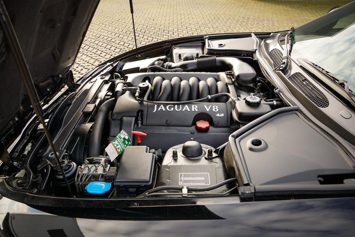 1999 Jaguar XK8 Cabriolet *5032 km*German del.*One Owner Car* For Sale (picture 6 of 6)