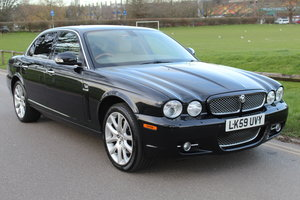 2009 Jaguar XJ8 Beautiful Genuine Low Mileage Example