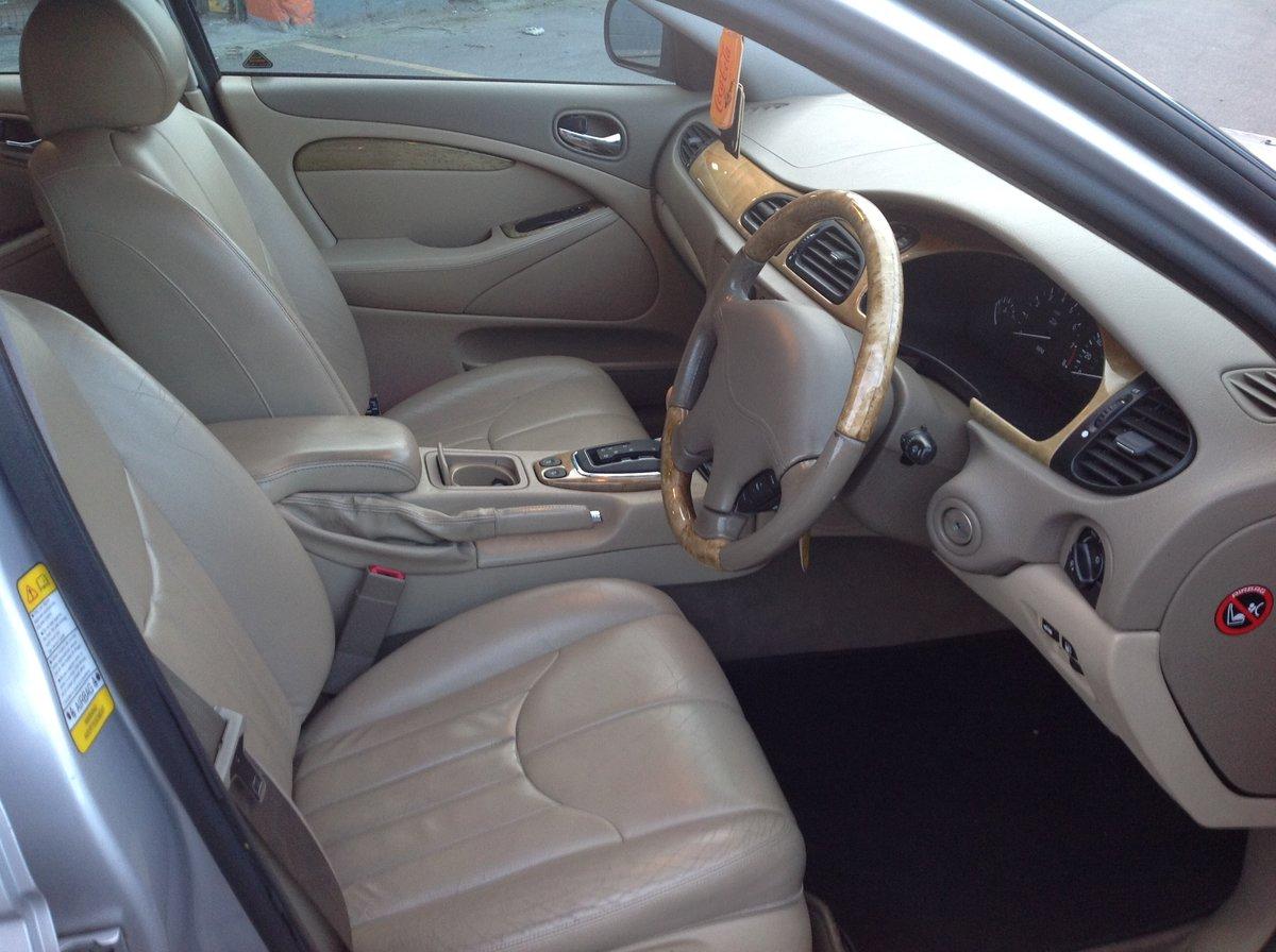 2002 JAGUAR S-TYPE V8 4.0 AUTO For Sale (picture 5 of 6)