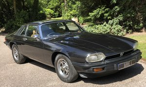 1976 JAGUAR XJS V12 ONE OF THE VERY FIRST PRE HE LOW MILES For Sale
