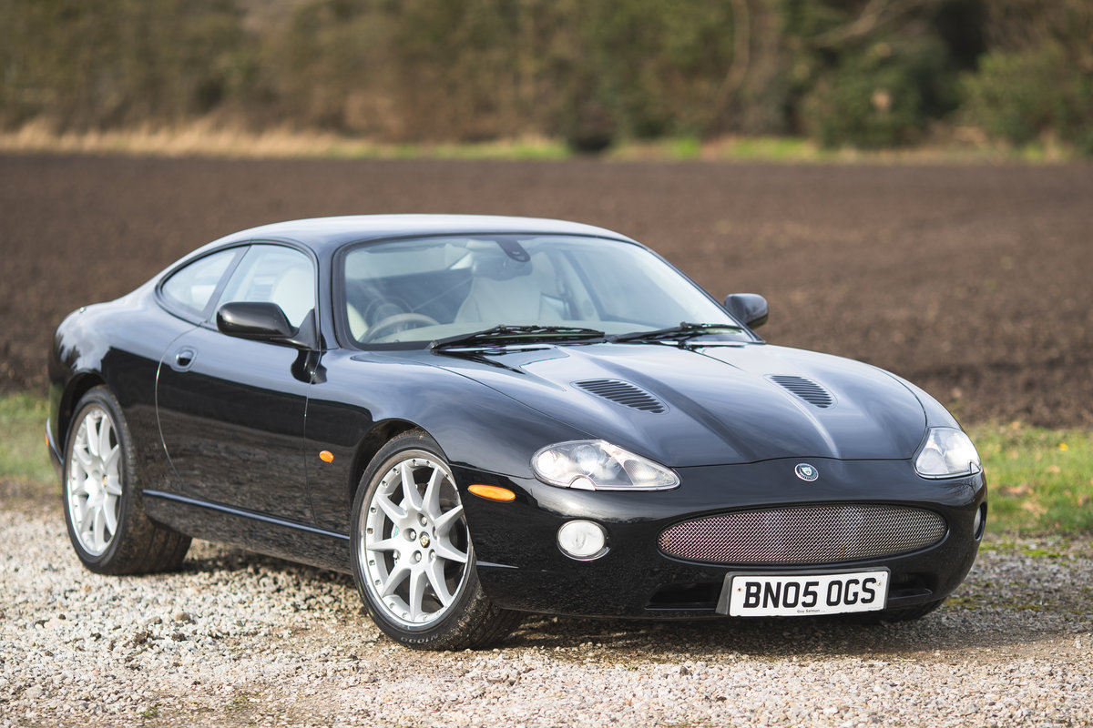 2005 Jaguar XKR 4.2 supercharged For Sale | Car And Classic