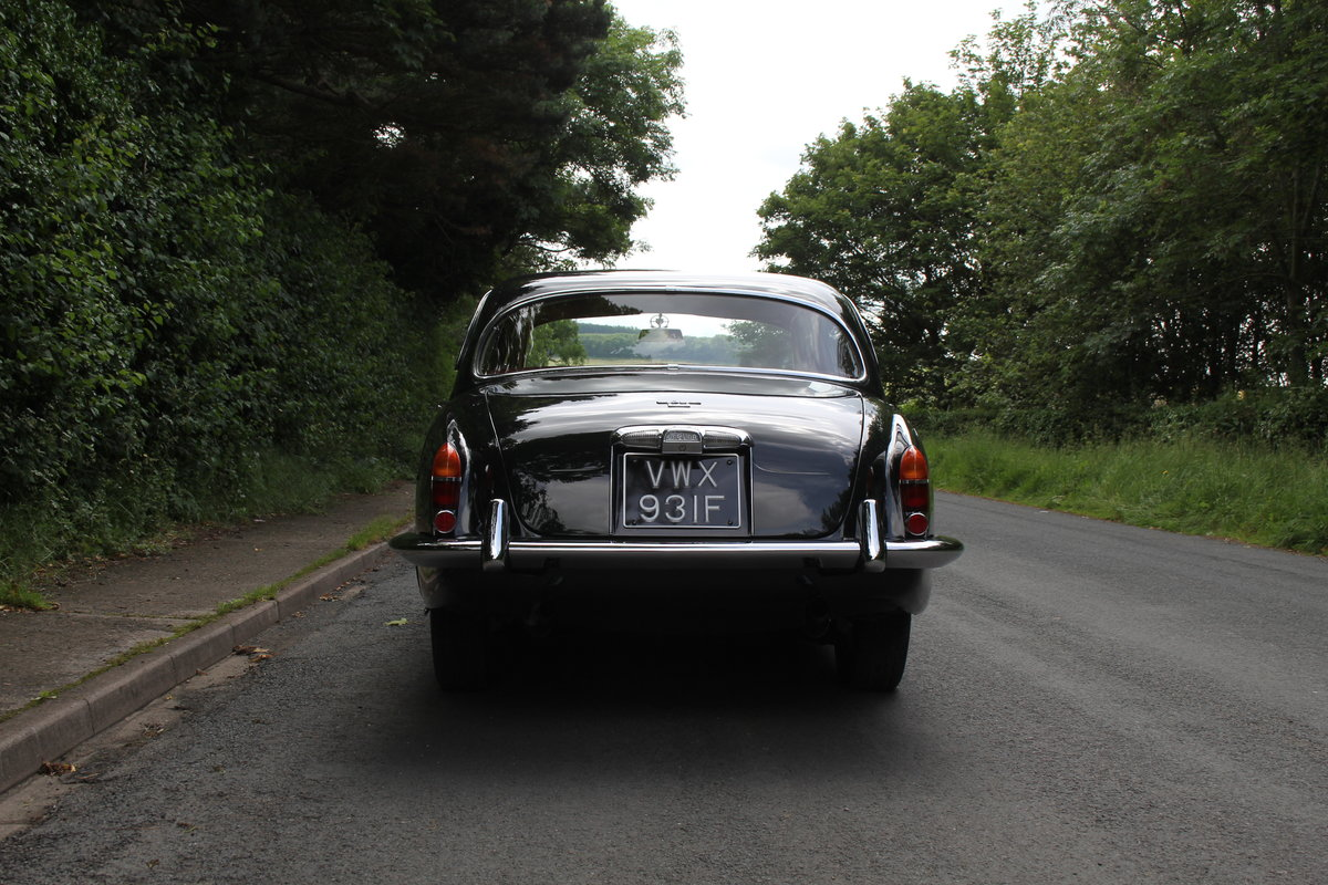 1968 Jaguar S-Type Man O/D, 68k miles warranted, history from new For Sale (picture 5 of 23)