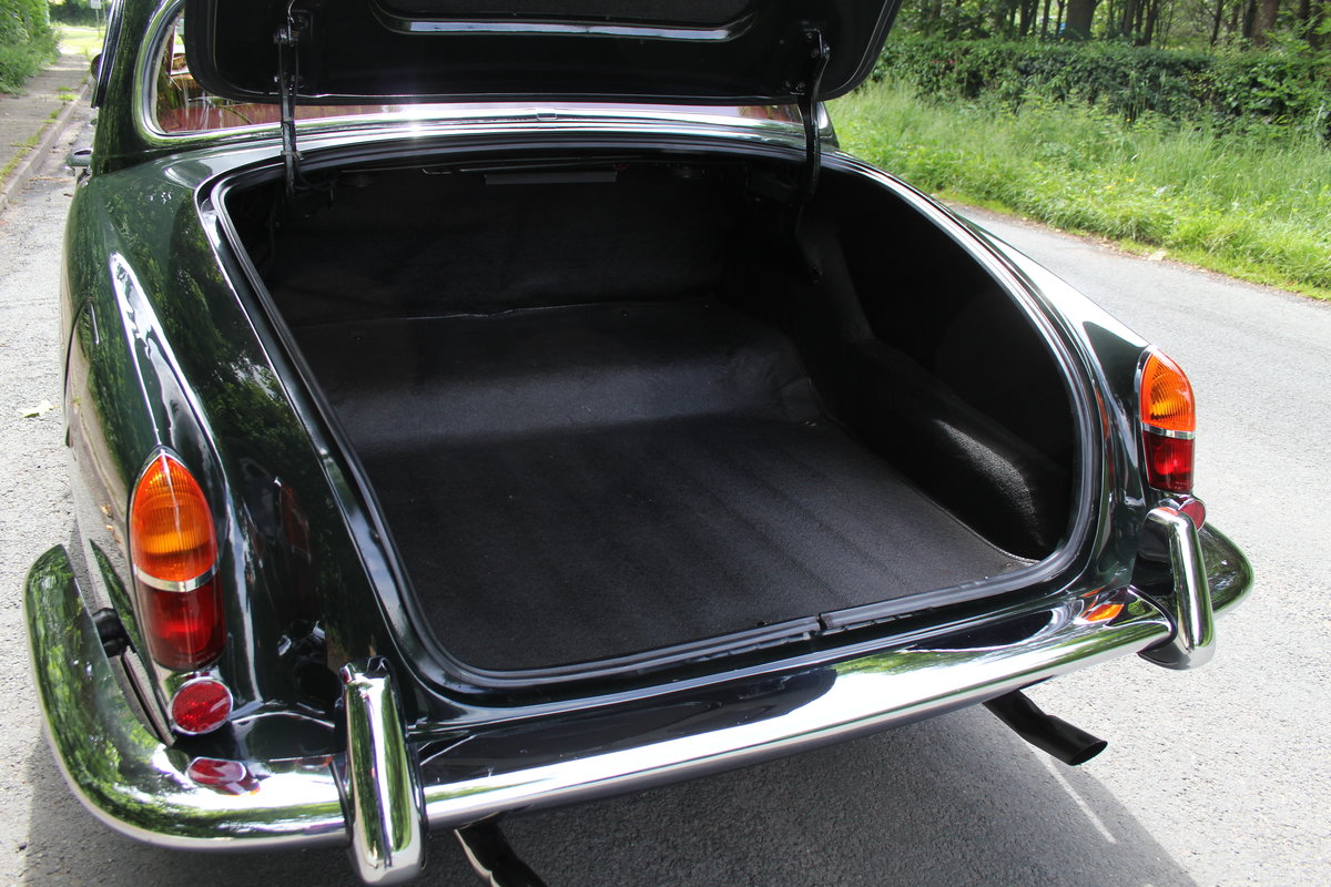 1968 Jaguar S-Type Man O/D, 68k miles warranted, history from new For Sale (picture 20 of 23)