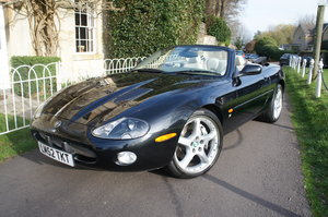 2003 Jaguar XKR 4.2 Supercharged Convertible
