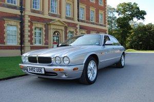 2000 JAGUAR XJ 4.0 43000 MILES £6950 For Sale