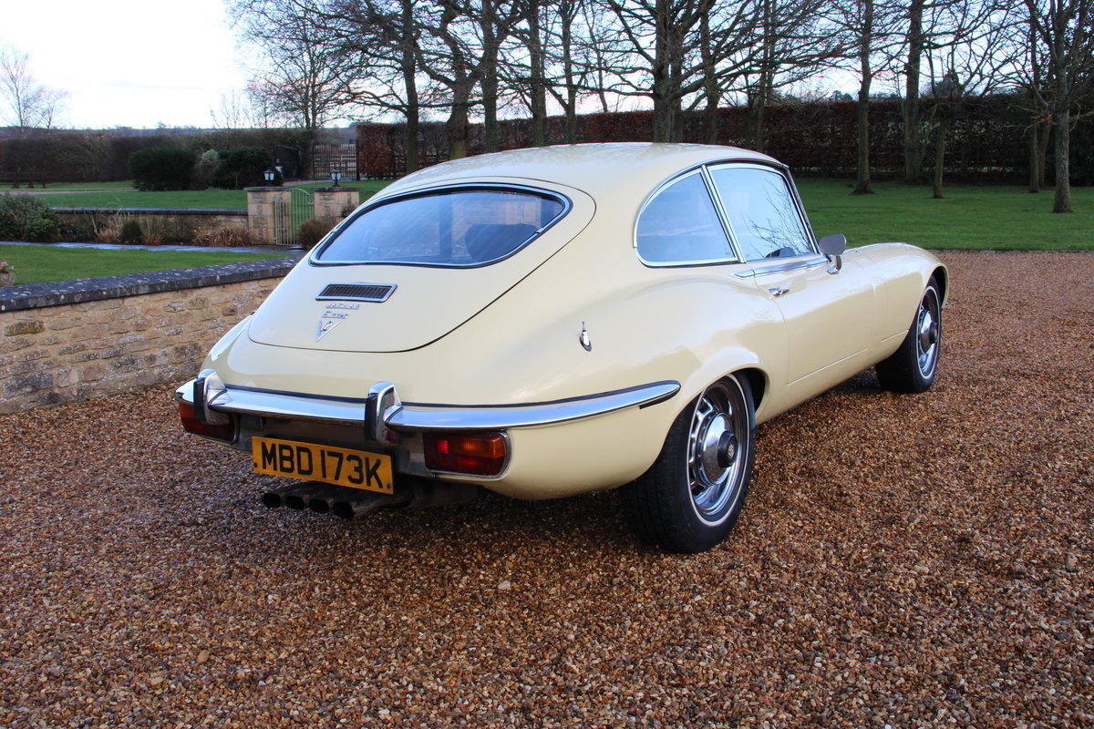 1972 Jaguar V12 Series 3 auto 77,000 miles £54950 For Sale (picture 3 of 20)