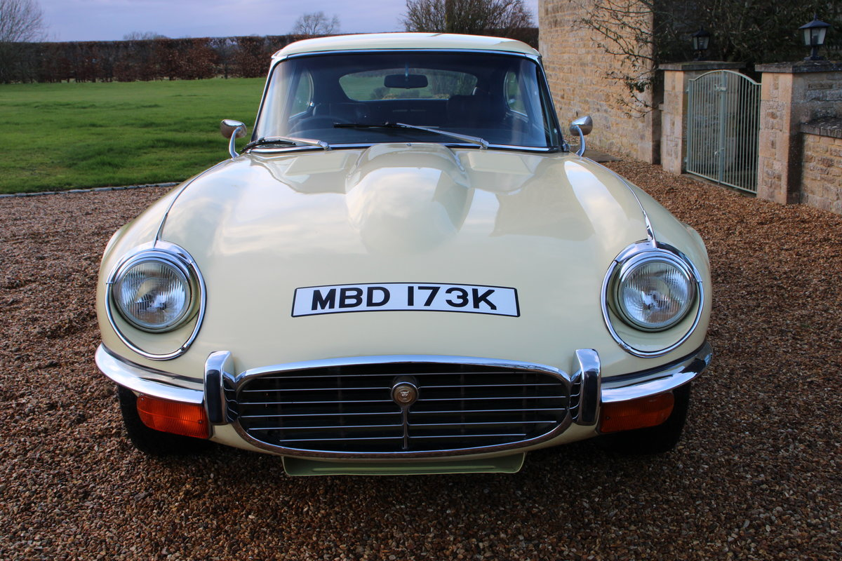 1972 Jaguar V12 Series 3 auto 77,000 miles £54950 For Sale (picture 6 of 20)