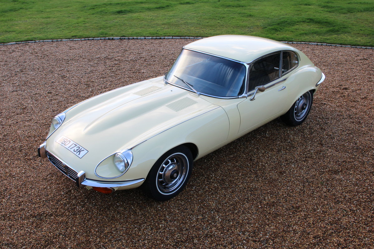 1972 Jaguar V12 Series 3 auto 77,000 miles £54950 For Sale (picture 8 of 20)