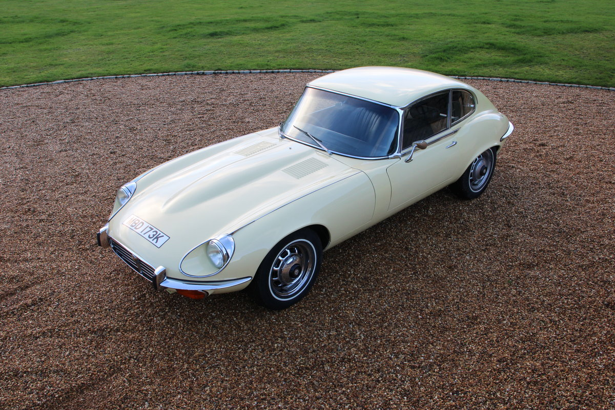 1972 Jaguar V12 Series 3 auto 77,000 miles £54950 For Sale (picture 9 of 20)