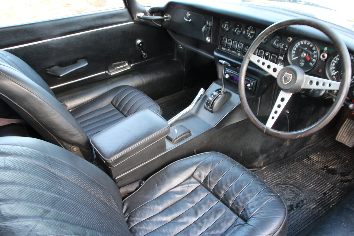 1972 Jaguar V12 Series 3 auto 77,000 miles £54950 For Sale (picture 10 of 20)