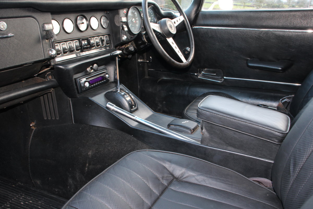 1972 Jaguar V12 Series 3 auto 77,000 miles £54950 For Sale (picture 17 of 20)