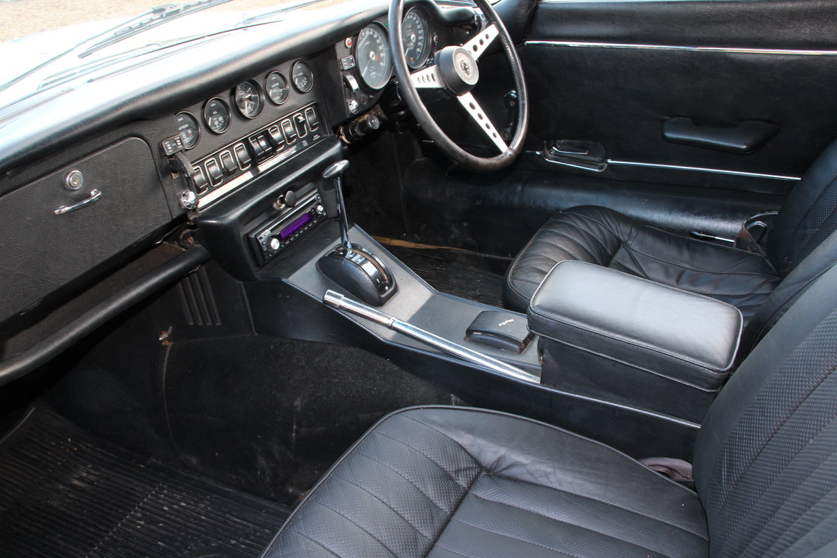 1972 Jaguar V12 Series 3 auto 77,000 miles £54950 For Sale (picture 18 of 20)