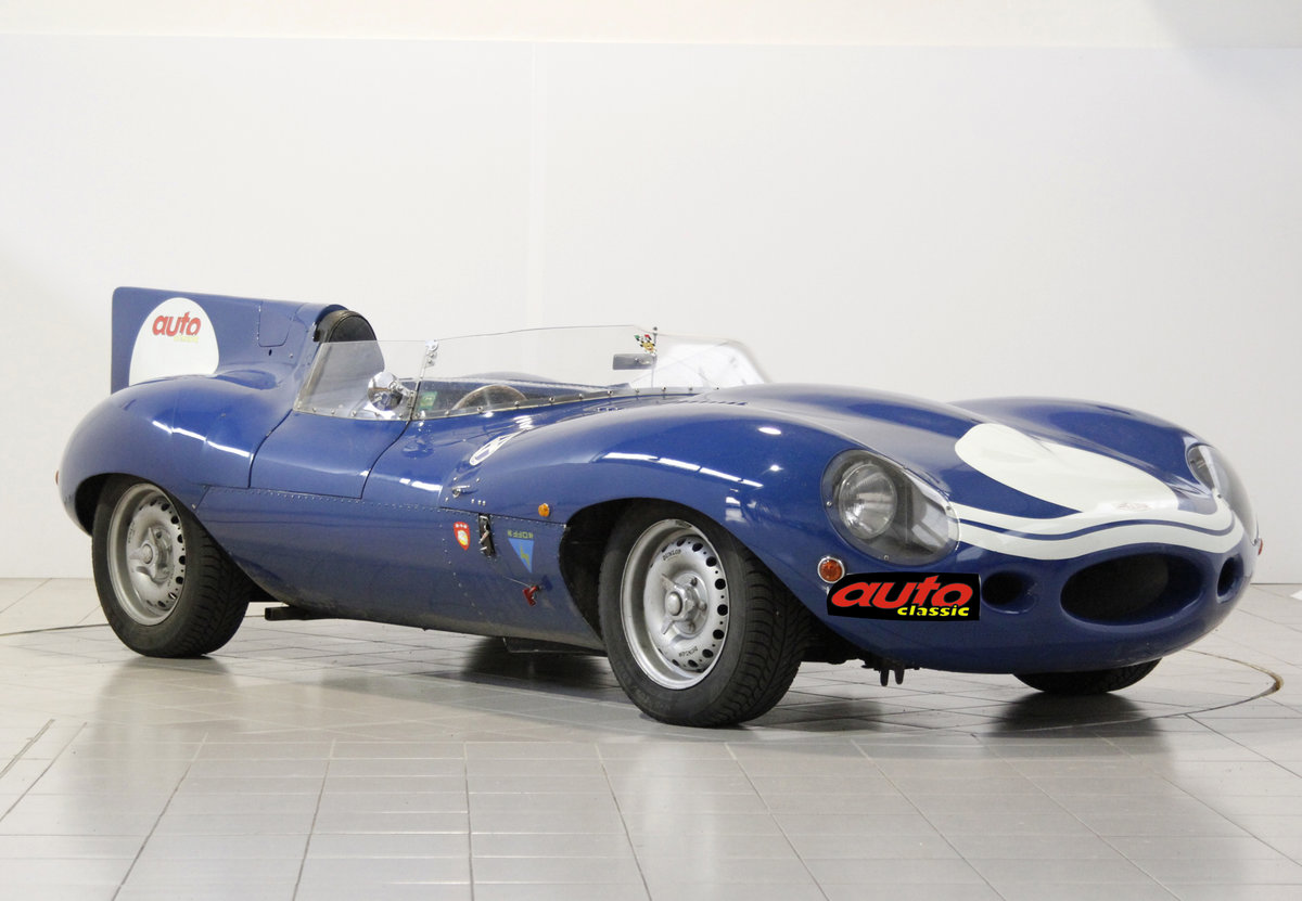1973 Jaguar D Type by Wingfield For Sale (picture 1 of 6)