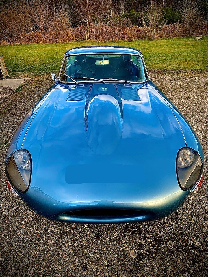 1964 Jaguar E-Type Fixed Head Coupe For Sale (picture 2 of 6)