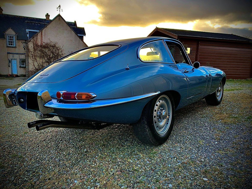 1964 Jaguar E-Type Fixed Head Coupe For Sale (picture 3 of 6)