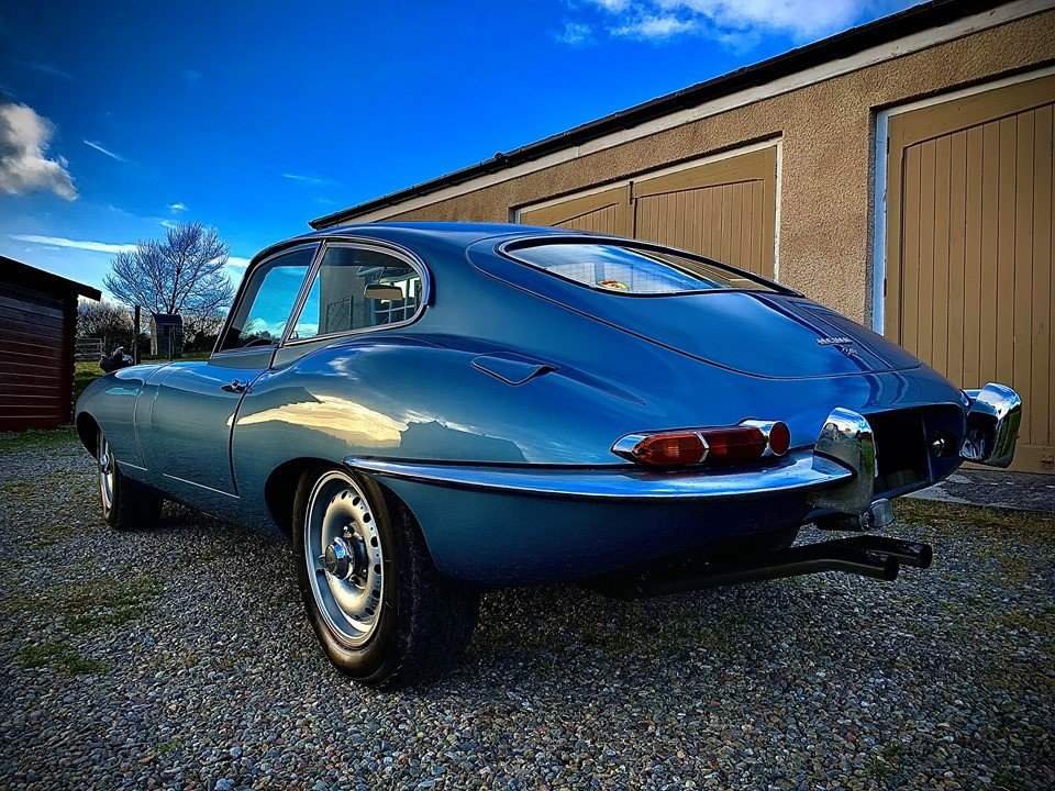 1964 Jaguar E-Type Fixed Head Coupe For Sale (picture 4 of 6)