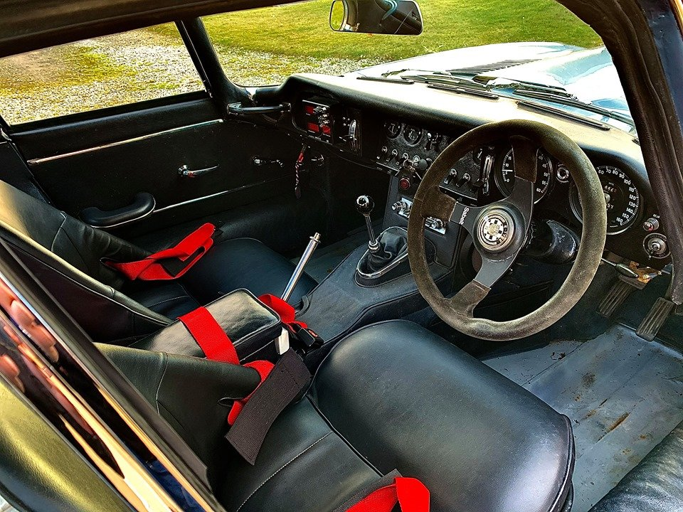 1964 Jaguar E-Type Fixed Head Coupe For Sale (picture 5 of 6)