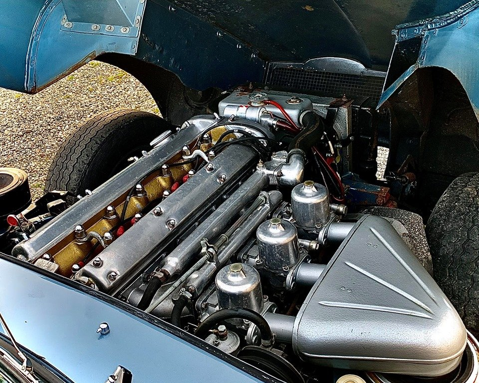 1964 Jaguar E-Type Fixed Head Coupe For Sale (picture 6 of 6)