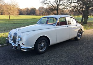 1965 JAGUAR MKII 3.8 MOD. UK CAR