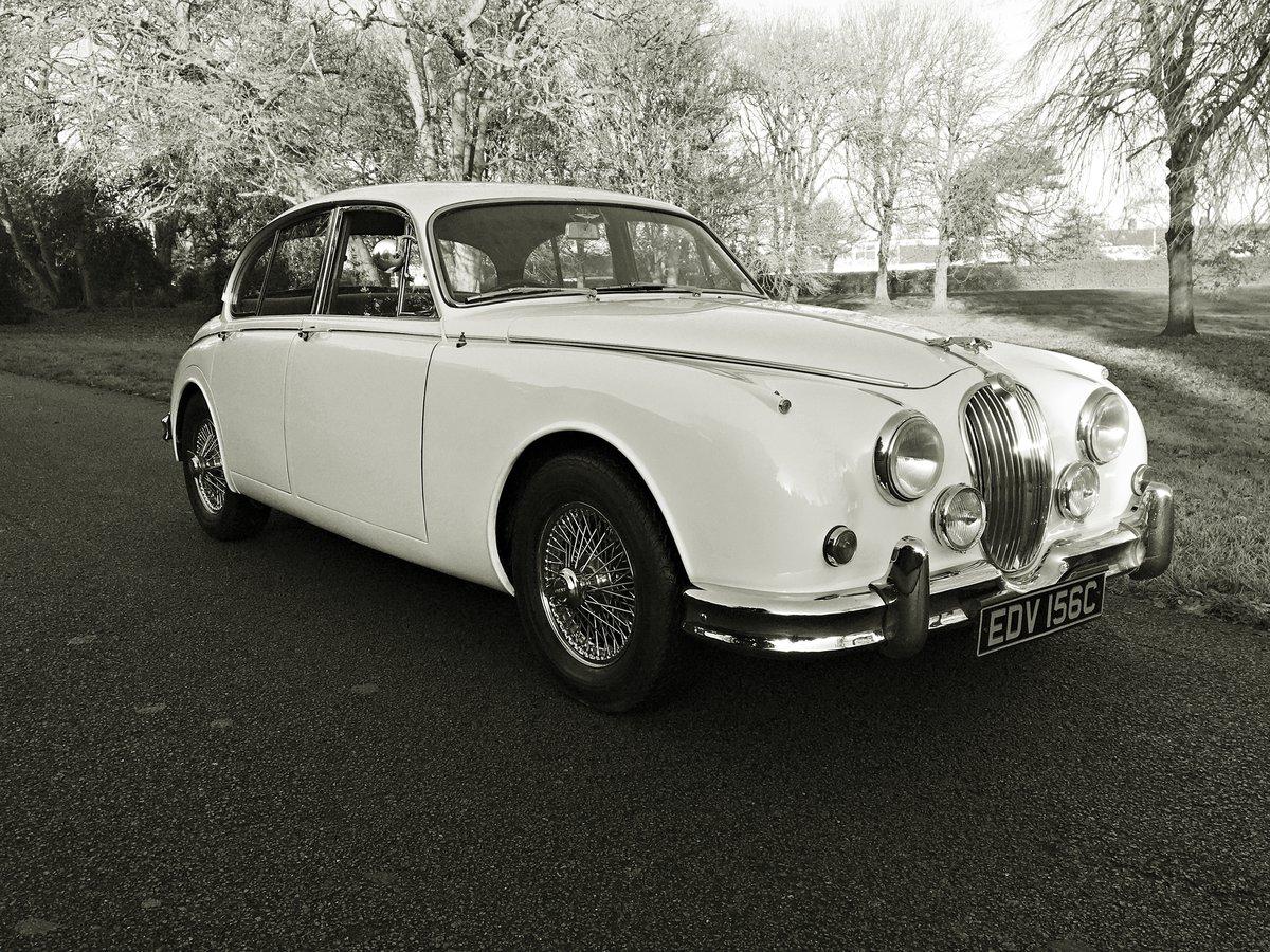 1965 JAGUAR MKII 3.8 MOD. UK CAR For Sale (picture 4 of 6)