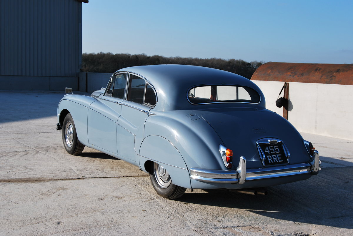 1957 Jaguar MK VIII For Sale by Auction | Car And Classic
