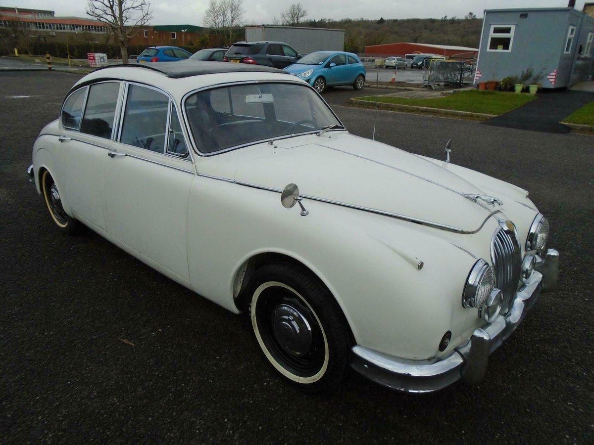 1960 JAGUAR MARK 2 3.8 AUTO LHD BRG! US IMPORT!  For Sale (picture 1 of 6)