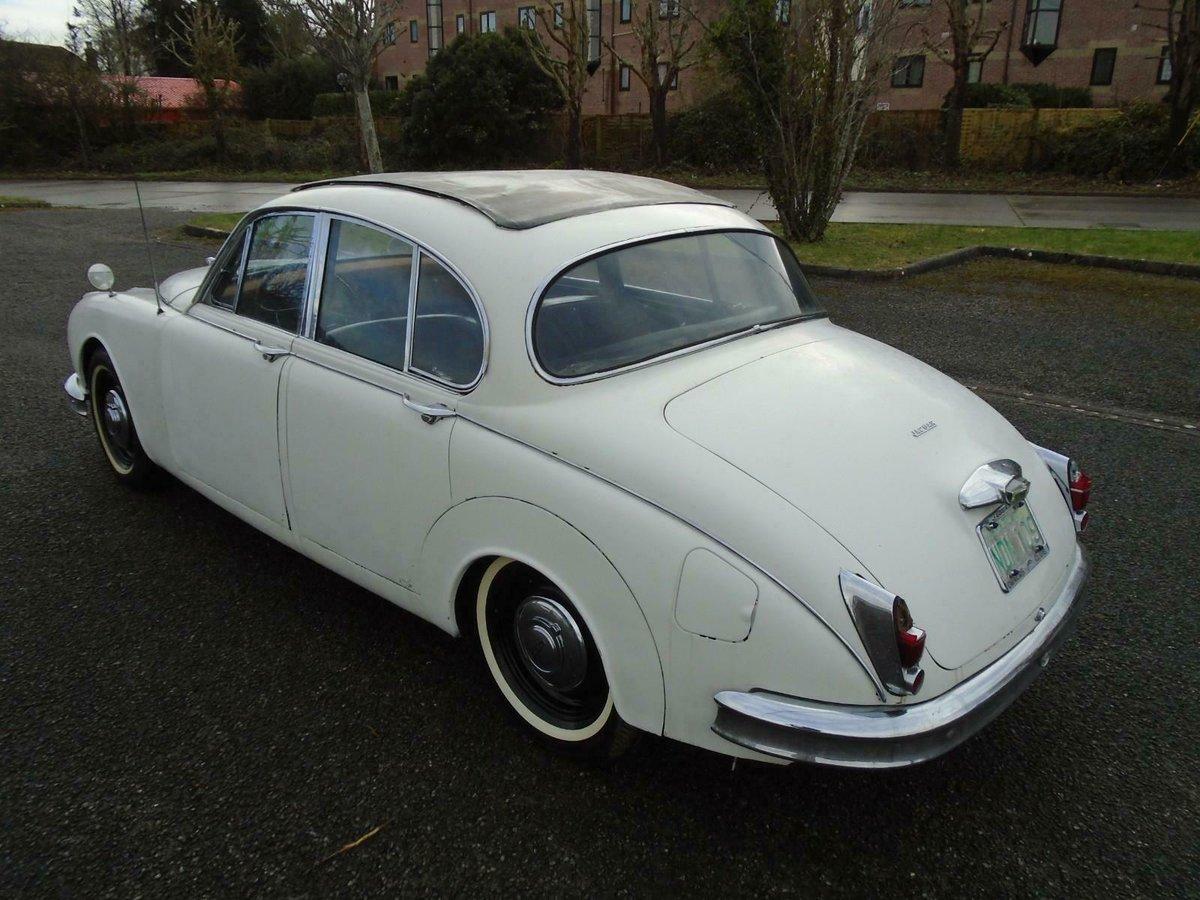 1960 JAGUAR MARK 2 3.8 AUTO LHD BRG! US IMPORT!  For Sale (picture 3 of 6)