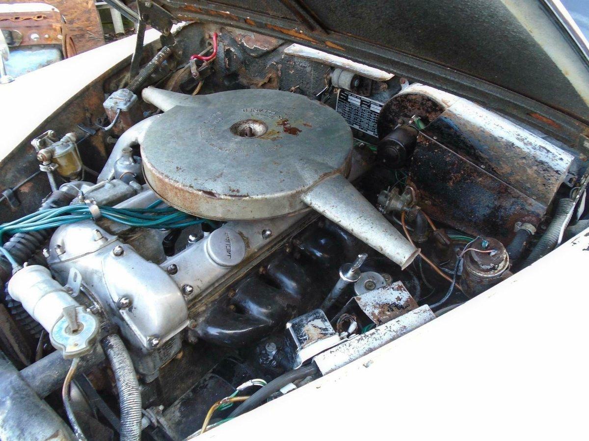 1960 JAGUAR MARK 2 3.8 AUTO LHD BRG! US IMPORT!  For Sale (picture 4 of 6)