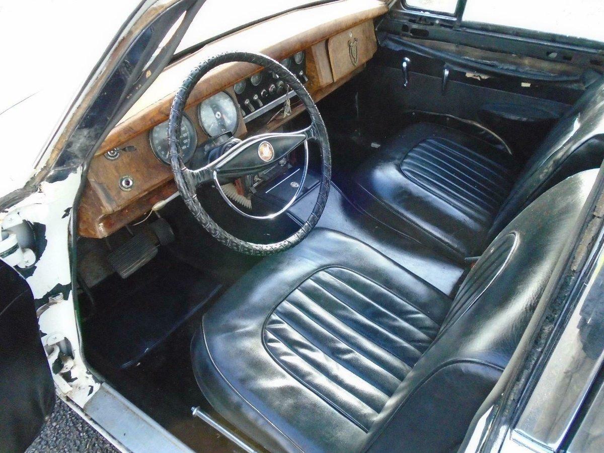 1960 JAGUAR MARK 2 3.8 AUTO LHD BRG! US IMPORT!  For Sale (picture 5 of 6)