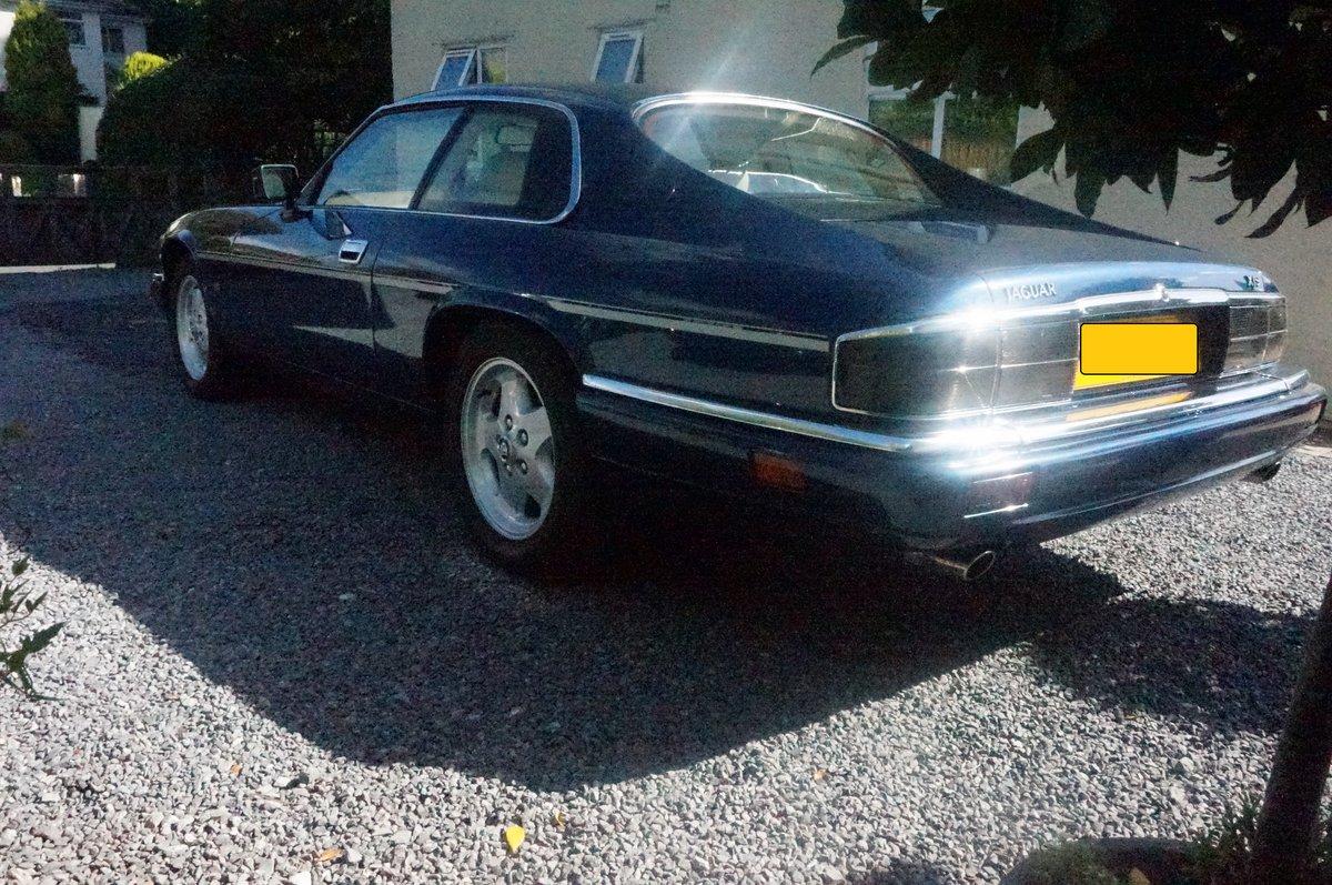 1994 Jaguar XJS 4.0 Facelift Coupe For Sale (picture 3 of 6)
