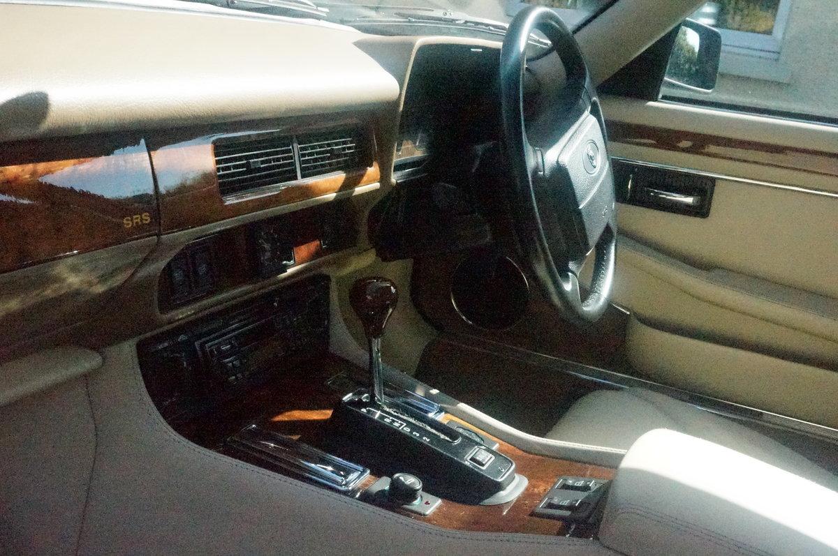 1994 Jaguar XJS 4.0 Facelift Coupe For Sale (picture 6 of 6)