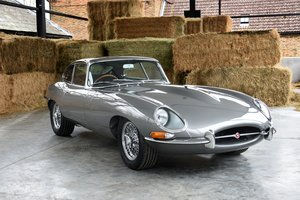 1967 Jaguar E-type Series 1 4.2 Coupe - Fully Restored SOLD