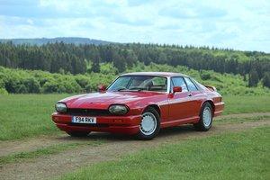 1989 Jaguar XJR-S 5.2 V12, 36k miles FSH