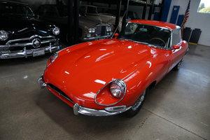 California 1968 Jaguar XKE E-Type 2+2 Coupe  SOLD