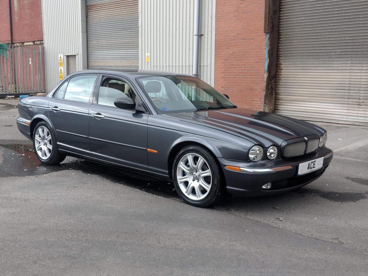 2005 Jaguar XJ8 3.5 V8 R Sport SOLD (picture 1 of 6)