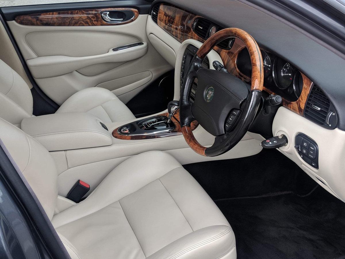 2005 Jaguar XJ8 3.5 V8 R Sport SOLD (picture 5 of 6)