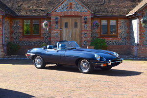 1968 Beautifully restored Jaguar E Type Series 2 DHC RHD