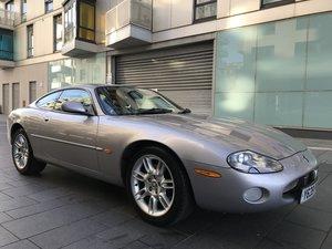 2001 JAGUAR X100 XK8 4.0 V8 COUPE 290 BHP LOW MILEAGE