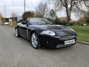 2007 Jaguar XKR V8 Supercharged  ONLY 16000 MILES FROM NEW For Sale