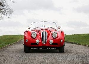 1955 Jaguar XK140 Roadster Fast Road For Sale by Auction