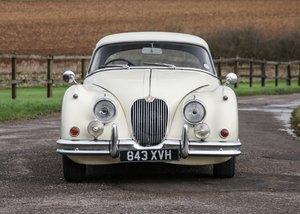 1960 Jaguar XK150 For Sale by Auction