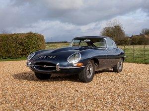 1964 Jaguar E-Type Series I Fixedhead Coup (3.8 litre) For Sale by Auction