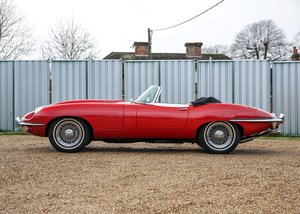 1970 Jaguar E-Type Series II Roadster (4.2 litre) For Sale by Auction