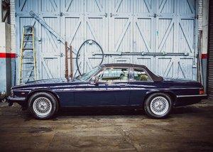1988 Jaguar XJS-C For Sale by Auction