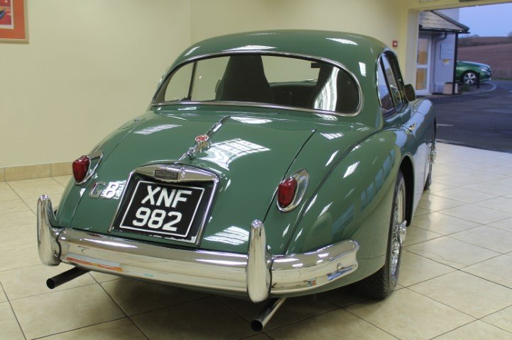 1959 Jaguar XK150 Fixed Head For Sale (picture 2 of 5)