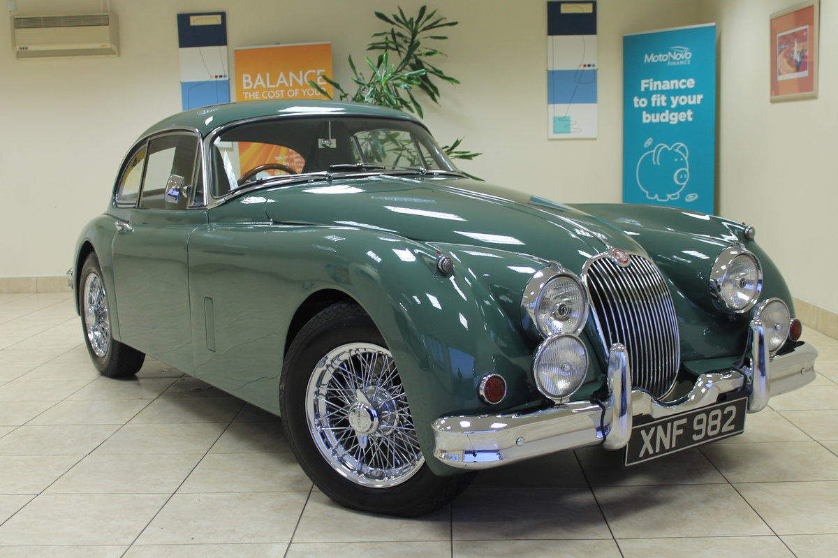 1959 Jaguar XK150 Fixed Head For Sale (picture 1 of 5)