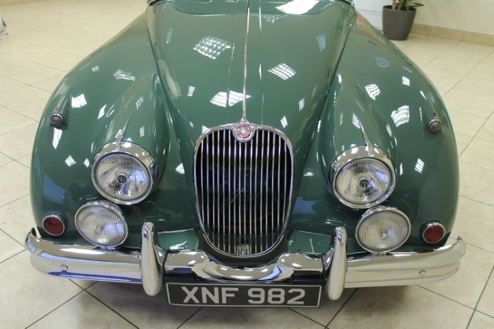 1959 Jaguar XK150 Fixed Head For Sale (picture 3 of 5)