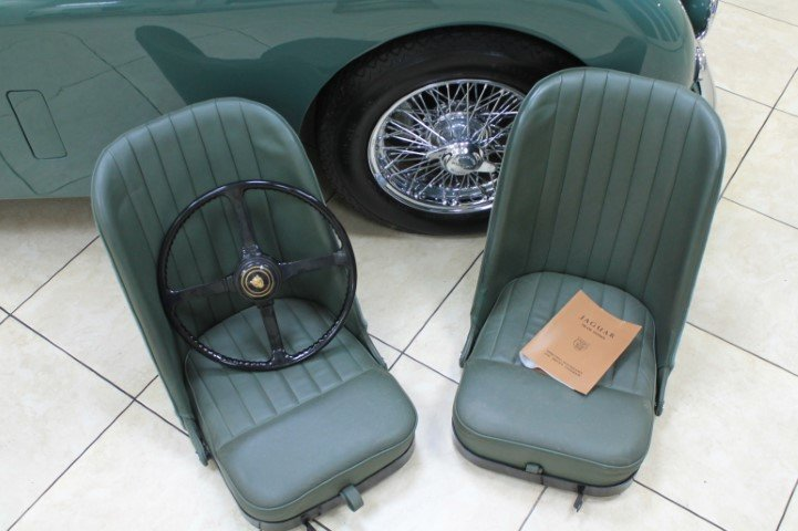1959 Jaguar XK150 Fixed Head For Sale (picture 5 of 5)