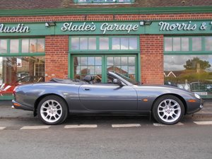Picture of 2002 Jaguar XKR Convertible  SOLD