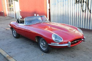 # 23218 1967 Jaguar XKE Series I 4.2 Roadster  For Sale